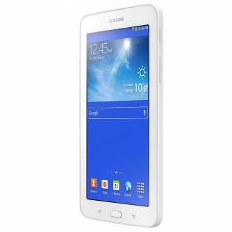 Tablet Samsung Galaxy Tab 3 Lite Android 4.2 Dual Core 1.2 GHz 8GB Wi-Fi Branco